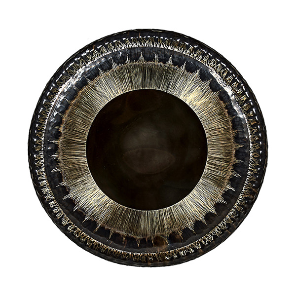 Sun Gong 30 inch - 75 cm -by Tone of Life Gongs Shop