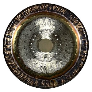 Water Gong 30 inch 75 cm -by Tone of Life Gongs Shop